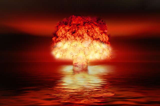 Nuclear destruction has proved to as why technology is bad and must be moderated