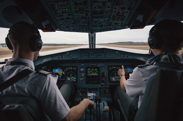 Pilots have on of the highest paying jobs